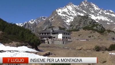 Montagna - Il 7 luglio Save the Mountains