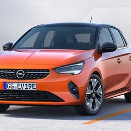 Nuova Opel Corsa svolta elettrica