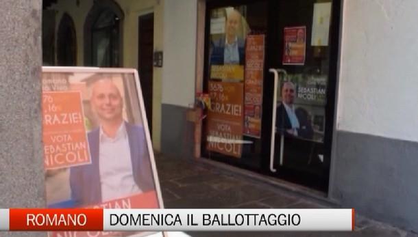 Romano di Lombardia - Domenica il ballottaggio