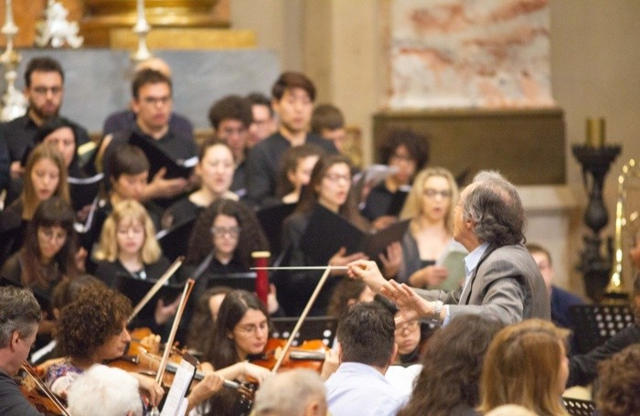 L'Orchestra del Conservatorio