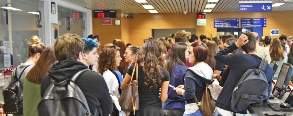 Laurearsi all'Università di Bergamo: «L'80% trova lavoro entro l'anno»