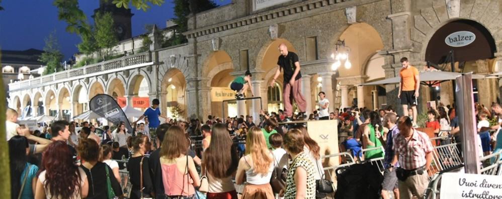 Sabato 8 la Notte bianca dello sport In centro città attese 40-50 mila  persone