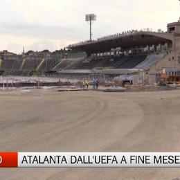 Stadio, l'Atalanta dall'Uefa a metà mese