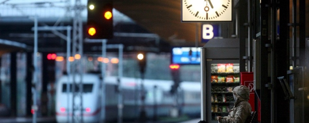 Treni, oggi sciopero regionale Convogli fermi dalle  9 alle 17