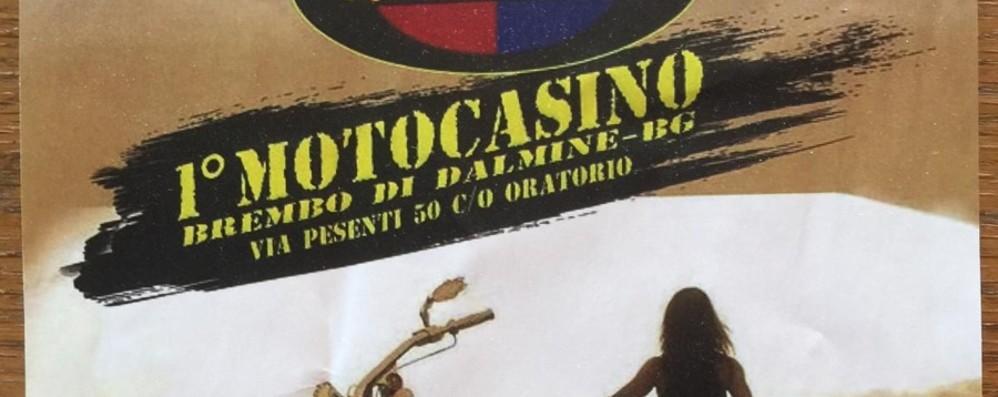 La beneficenza romba sulle dueruote A Brembo di Dalmine c'è il «Motocasino»