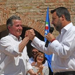 Salvini: serve un ministro per l'Europa «Chiederò a Conte di nominarlo»