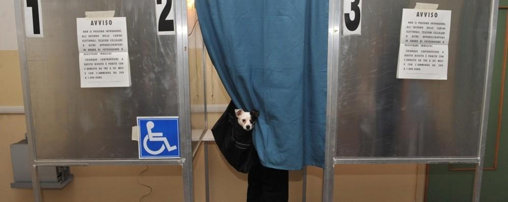 Domani ballottaggi a Dalmine e Romano Si vota anche a Ranzanico, paese del pari