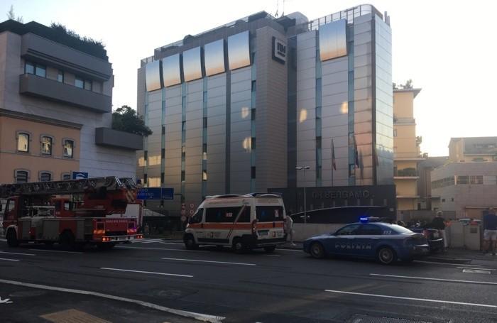 incendio Nh hotels