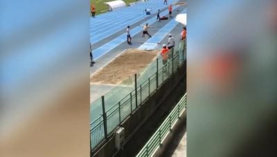 Il salto da record di Martina Caironi