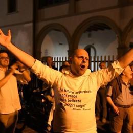 Bramani a Dalmine, Nicoli a Romano A Ranzanico vince Freri per sei voti