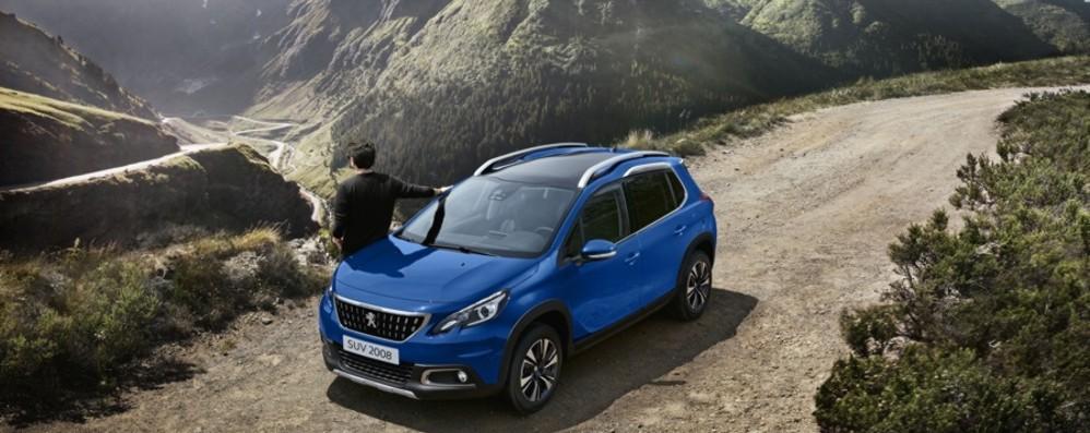 Peugeot 2008 Edizione celebrativa
