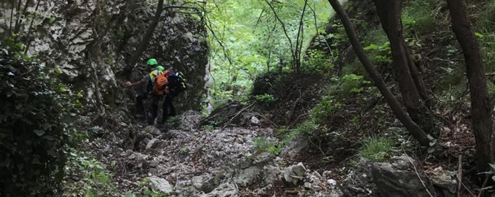 Trovato morto l'escursionista disperso Il corpo in fondo a un crepaccio