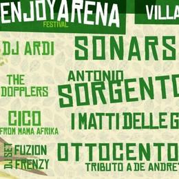 «Enjoy Arena»  a Villa d'Almè