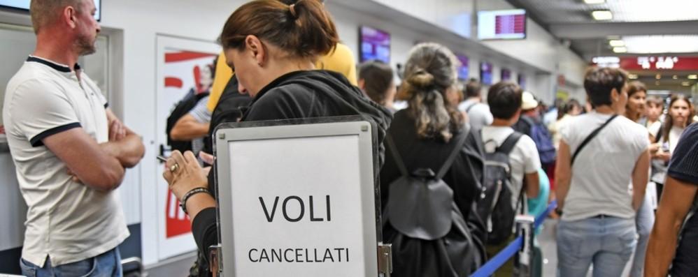 L'odissea dei passeggeri diretti a Minorca Blu Panorama: nuovo volo in partenza