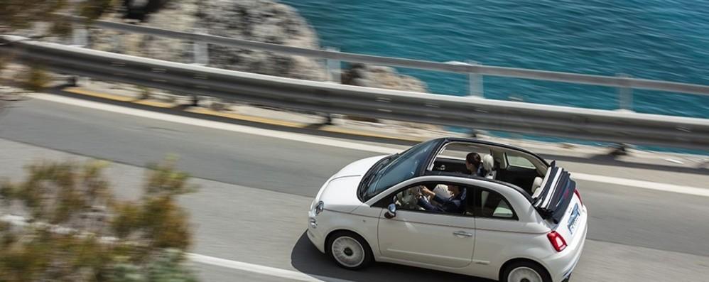 Fiat 500 Dolcevita E Anche Cabrio Motori Bergamo
