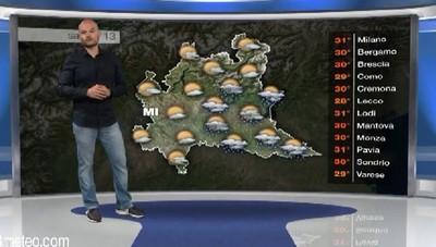 Meteo, le  previsioni per il fine settimana