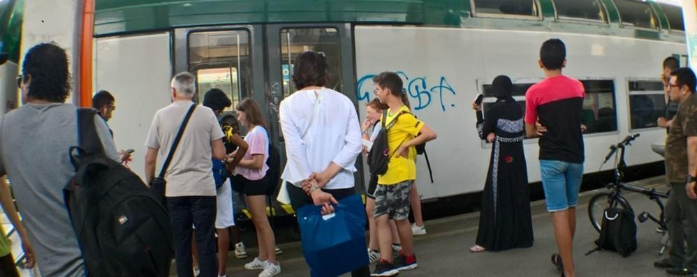 Treni, domenica sciopero regionale Non sono previste fasce di garanzia
