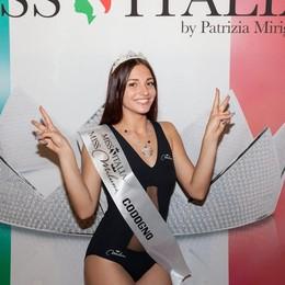Miss Italia, un'altra bergamasca in finale È Sara Conti, neodiplomata al «Natta»