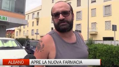 Albano - Via libera all'apertura della nuova farmacia