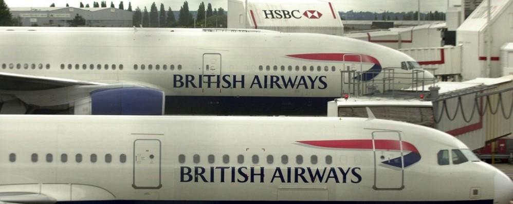 Da Orio a Londra con British Airways Da dicembre voli 7 giorni su 7
