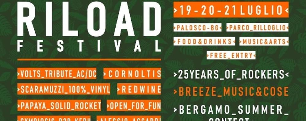 Riload Festival A Palosco