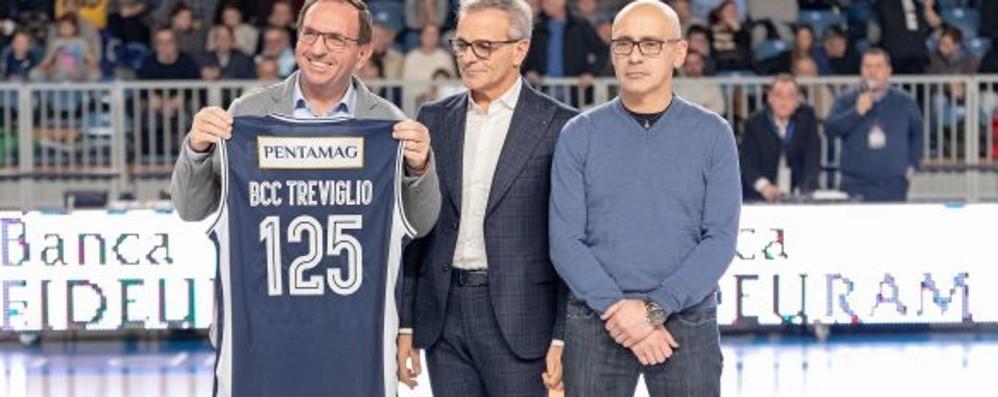 Basket Treviglio, nuovo sponsor Da Remer a Cassa Rurale Bcc