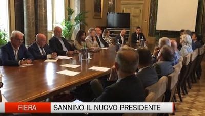 Fiere: Fabio Sannino presidente pro-tempore