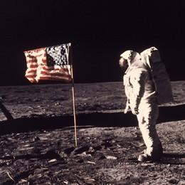 20 luglio 1969: «L'Aquila è atterrata» Cinquant'anni fa lo sbarco sulla Luna
