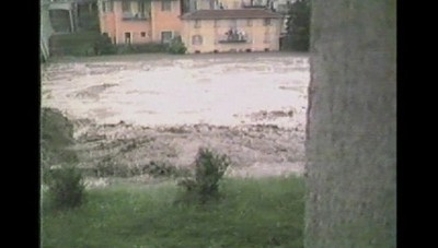 32° anniversario dell'alluvione in Valle Brembana