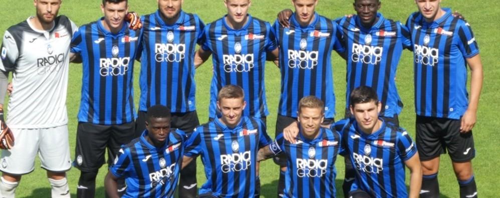 Atalanta, nove gol al Brusaporto - Foto Segnano anche Malinovskyi e Muriel