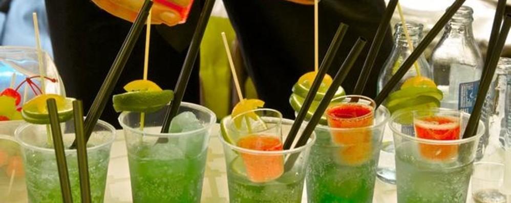 Estivi Bergamo, una sera senz'alcol Cocktail analcolici a prezzi calmierati
