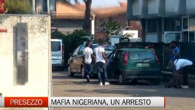 Mafia nigeriana. Un arresto a Presezzo