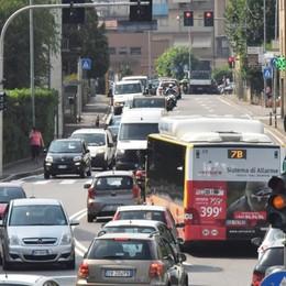 Bergamo, svolta per Pontesecco  Via libera alla rotatoria anticode