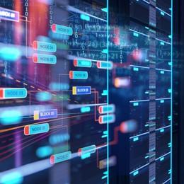 Blockchain , la catena che rivoluziona il  business d'impresa