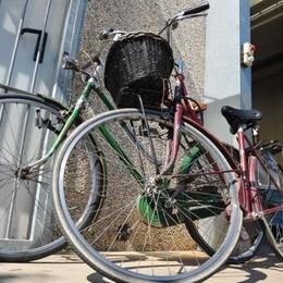Bergamo, guerra ai ladri di biciclette Il Comune pensa alla «targa digitale»