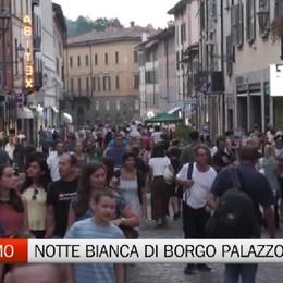 Bergamo, la Notte Bianca di Borgo Palazzo