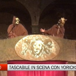 I clown macabri del Tascabile The Yoricks in scena a Arcate d'Arte