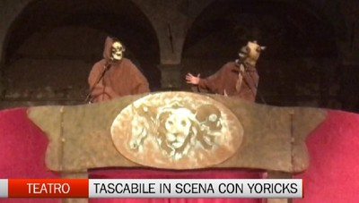 I clown macabri del Tascabile The Yoricks in scena a Arcate d'Arte