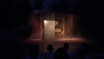 I clown «macabri» del Tascabile «The Yoricks» in scena a Arcate d'Arte