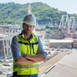 La sfida del nuovo ponte Morandi È un bergamasco il direttore dei lavori