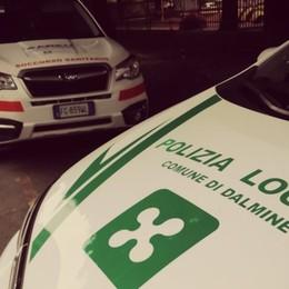 Sotto effetto di alcol e droga, sviene al distributore Riportato a casa in ambulanza