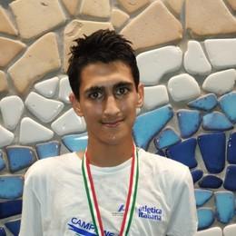 Atletica, il bergamasco Gamba sul podio Oro nei 10.000 di marcia  a Baku