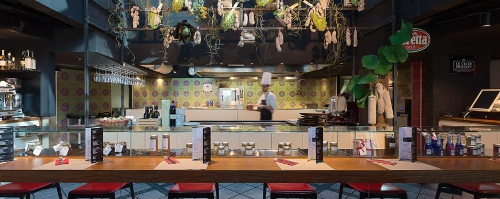 A Orio, il concorso «Chef in aeroporto» La ricetta vincente sul menù per un anno