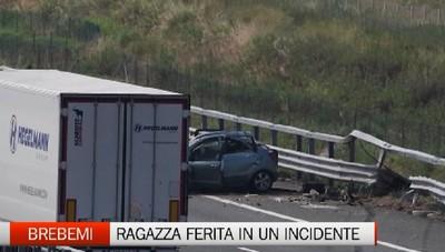 Incidente stradale a Treviglio. Bloccata la Brebemi.