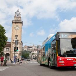 Bergamo, tram, bus e funicolari Dal 29 luglio l'orario estivo