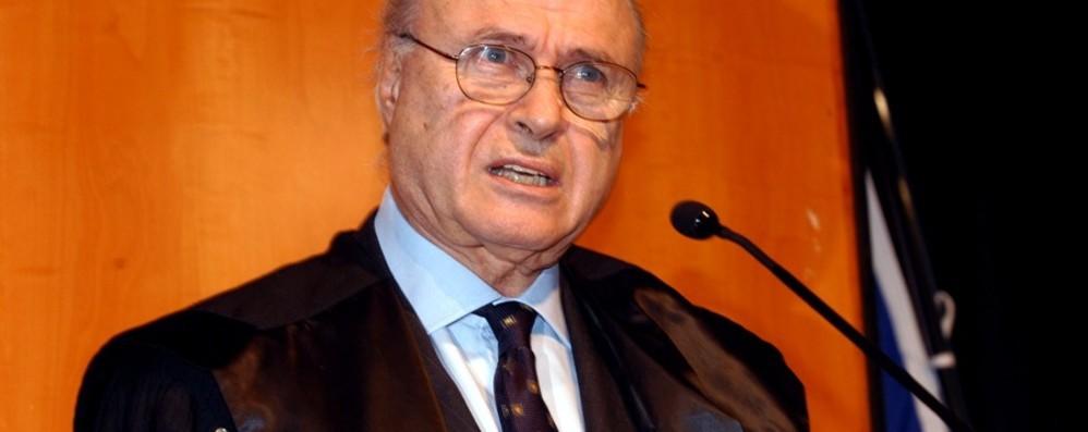 Il Senato ricorda  Pesenti - Video «Ha fatto la storia dell'industria italiana»