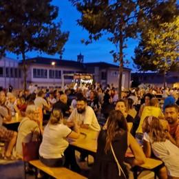 Ad Alzano musica e street food C'era anche l'Eco café