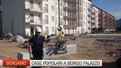 Case Aler di Borgo Palazzo: entro un anno assegnati gli alloggi