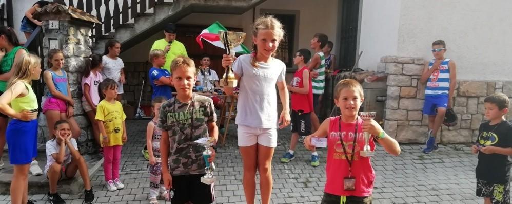 Colere, bambini organizzano gara di bici Il ricavato a sostegno della scuola