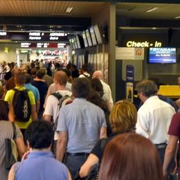 Linate chiude 3 mesi, task force a Orio Piùvigili e potenziata l'assistenza a terra